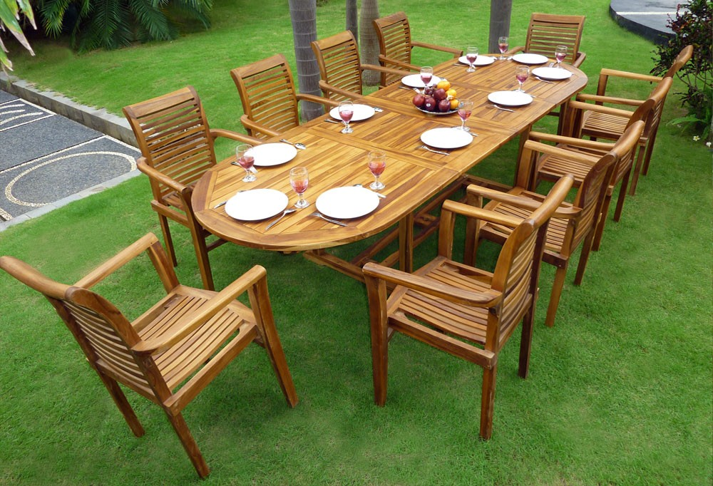 Mobilier Jardin Table de jardin - Colibri Spirit Martinique